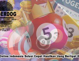 Bandar Togel Terpercaya - Agen Judi Bola dan Poker Online Terpercaya