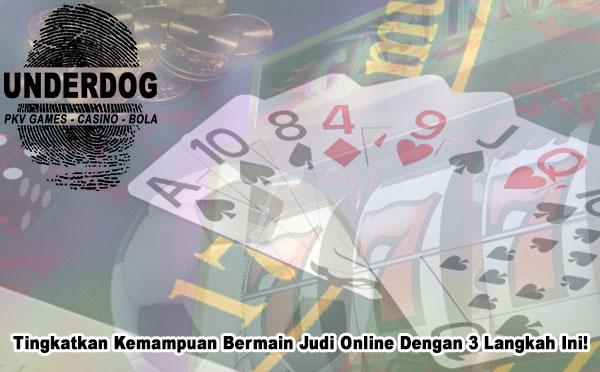 Judi Online - Agen Judi Bola dan Poker Online Terpercaya